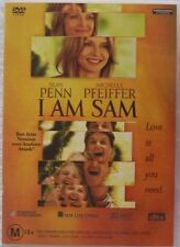DVD...I AM SAM…M15+…Sean Penn…Region 4 PAL...New but Unsealed
