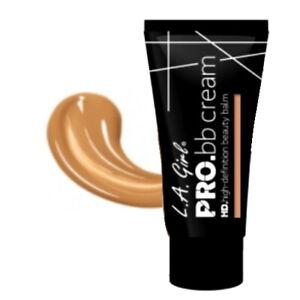 LA GIRL HD Pro BB Cream - Medium (Free Ship)