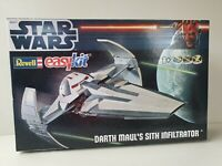 Revell STAR WARS Darth Maul's Sith Infiltrator easykit vintage model kit 06677