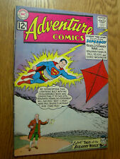 Adventure Comics #296 VG+ Benjamin Franklin makes a discovery LOOK
