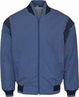 Men's Jacket POLYESTER MATERIAL bomber style FULLY LINED S TO XXL & 3XL TO 5XL