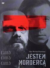 Jestem morderca (DVD) Maciej Pieprzyca (Shipping Wordwide) Polish film