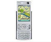 NOKIA 3G N95 WiFi GPS 5MP Silver black (Unlocked)  CELL PHONE