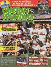 GUERIN SPORTIVO=N°34 1993=MAZZOLA=LOKOMOTIV MOSCA=MILAN
