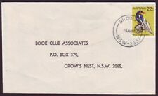 "NSW POSTMARK ""BROULEE"" ON 1980 COMMERCIAL COVER  (RU0474)"