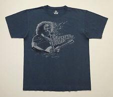 Grateful Dead Shirt T Shirt Jerry Garcia Guitar Travis Bean 1976 1977 GDP 2009 L