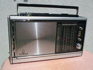 GRUNDIG SATELLIT 1000,  Weltempfänger, Transistorradio, Kofferradio, TOP!!!