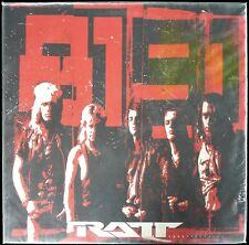 """RATT """"RATT & ROLL 8191"""" 1991 VINYL LP COMPILATION 14 TRKS GERMAN IMPORT *SEALED*"""