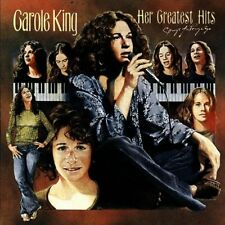 CAROLE KING HER GREATEST HITS 2 Extra Tracks REMASTERED CD NEW unsealed