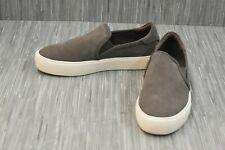 UGG Jass Suede Slip-On Comfort Shoes, Women's Size 8, Gray