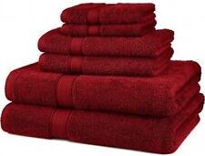 Egyptian Cotton 100% Luxury Spa Bathroom Towels Set