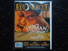 "RUE MORGUE Magazine #156 "" The Human Centipede III "" July 2015"