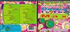 Dance To The Max 2Cd set- The Very Best Of, So Far, 38 tracks