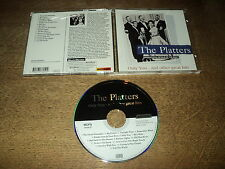 THE PLATTERS CD EEC ONLY YOU AND OTHER GREAT HITS