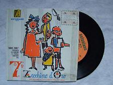 """ORCH.ZECCHINO D'ORO""""7° ZECCHINO D'ORO - 6 CANZONI -EP- 45 giri, ANTONIANO RIFI"""""""
