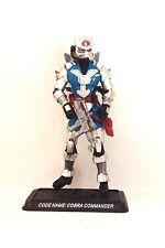 GI JOE 25th anniversary Cobra Commander 3.75 1:18 scale action figure