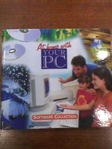 At Home with Your PC CD ROM