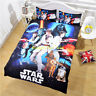 Star Wars Single/Double/Queen/King Bed Quilt/Doona/Duvet Cover Set Pillowcase