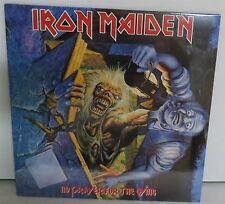 Iron Maiden No Prayer For The Dying LP Vinyl Record new 2017 European press