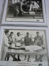 Star Trek Framed Lot 8x10 Motion picture lobby cards press photos s collins