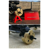 CNC brass portal cover AXI232006 for Axial Capra and SCX10 iii For axial UTB