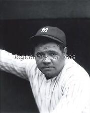 1930 Babe Ruth Portrait Conlon Photo Produced From Original Negative
