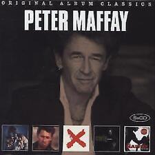 Peter Maffay - Original Album Classics (2013) 5 CDs - original verpackt - Neu