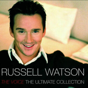 RUSSELL WATSON ( NEW CD ) THE VOICE ULTIMATE COLLECTION GREATEST HITS BEST OF