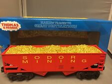"Lionel 16490 Sodor Mining Hopper Car w/ ""Gold"" Load New in Box Thomas Series"