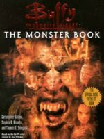 Buffy the vampire slayer: The monster book: Buffy The Vampire Slayer by S.R.