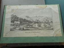 Original-Lithographien (1800-1899) aus Berlin mit Landschaftsmotiven