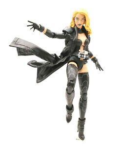 SU-C-EM: 1/12 Black Coat for Marvel Legends Emma Frost (No Figure)