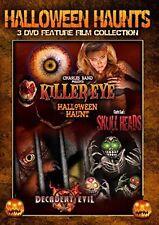 Horror DVD: 1 (US, Canada...) Halloween Box Set DVD & Blu-ray Movies