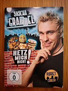 Sascha Grammel, Hetz mich nicht!, 2 DVD Puppet COMEDY + Bonus, Unterhaltung