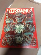 Kerrang 1574-Young Guns- Tattoo Issue-Slash-June 27 2015