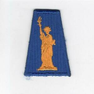 Ribbed Weave WW 2 US Army 77th Infantry Division Patch Inv# J304