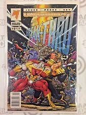 Break-Thru #2 Comic Book Malibu 1994