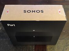 Sonos Port Streaming Component - Black (PORT1US1BLK) - BRAND NEW Factory Sealed!