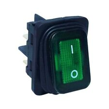 More details for waterproof wash cycle start switch 240v part for dihr kromo metos dishwasher