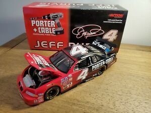 Action 2000 Jeff Purvis #4 Porter Cable 1:24 Pontiac Grand Prix