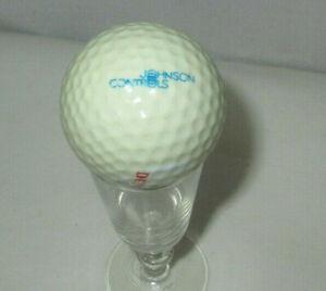 Johnson Controls Vintage Logo Golf Ball
