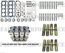 Chevy/GMC 5.3L Cylinder Head Gasket Set+Bolts+Lifters Kit 05-09 minus AFM lifter