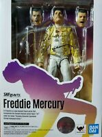 QUEEN Freddie Mercury Live at wembley S.H Figuarts Action Figure Bandai Tamashii