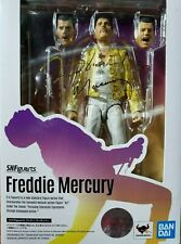 Queen Freddie Mercury Live at Wembley S.H Figuarts Action Figure Bandai