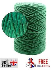 250 metres Heavy Duty Strong Natural Twine Garden String Polypropylene Rope Ties