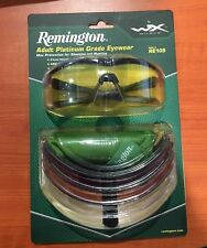 afafab14f1 Remington Wiley-X Shooting Glasses - 5 Lens Set