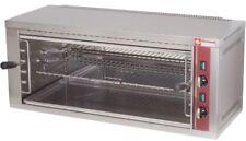 Elektro Salamander Toaster Grill Überbackgerät 4400W Rost verstellbar Gastlando