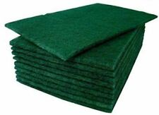 extra large medium duty green scrubbing pad for cleaning dishes metals 9