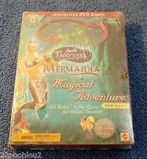 Barbie Fairytopia Magical Adventure DVD Game