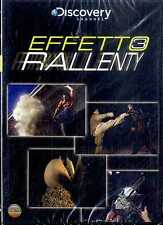 EFFETTO RALLENTY Vol.3 (Discovery Channel) DVD Documentario SEALED